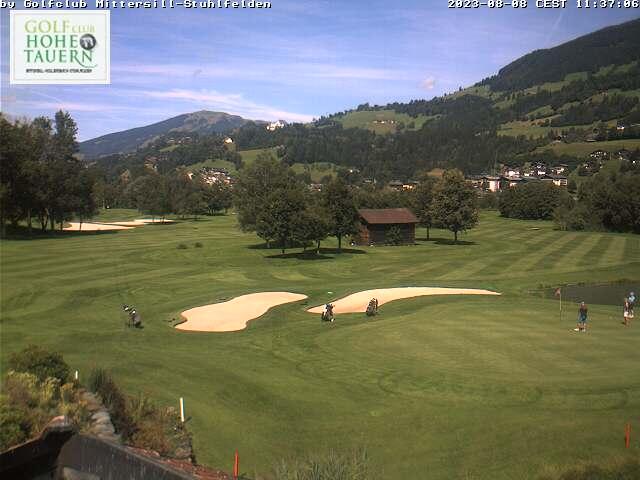 Wetter, Livebild, Livecam und Webcam Mittersill - 790 Meter Seehöhe