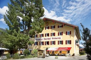 HOTEL<br /> BRÄURUP ****