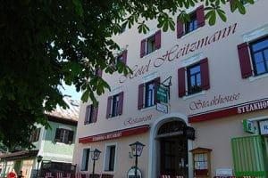 HOTEL<br /> HEITZMANN ***S